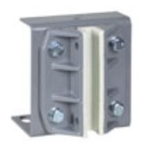 SLIDING GUIDE SHOES WITH SUPPORT NV25S-H003