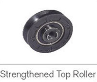 STRENGTHENED TOP ROLLER